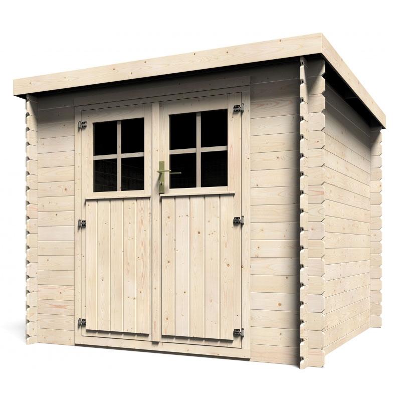 Casette in legno da giardino economiche da 2 a 7 mq casette in legno - Casette legno giardino brico ...