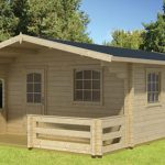 Casa prefabbricata in legno Elba