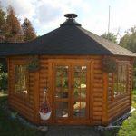 casetta in legno da giardino SELENE