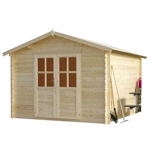 casetta in legno TOP A