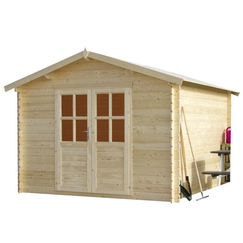 casette in legno da giardino grandi da 16 a 20 mq