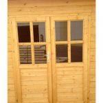 Casetta in legno TOP AB porta