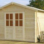 Casetta in legno da giardino TOP-A