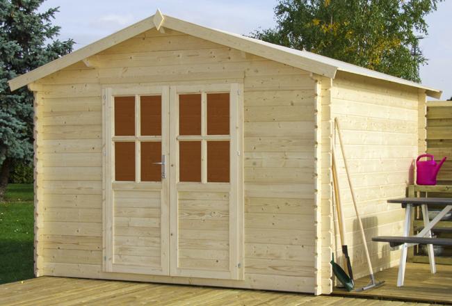 Casetta In Giardino Permessi : Casette in legno da giardino grandi da a mq casette in legno