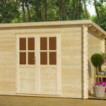 Casetta in legno da giardino TOP B