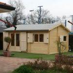 Casa in legno arkansas