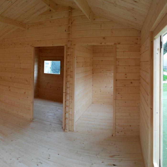 Case In Legno Interni.Casa In Legno Arkansas Interni Casette In Legno