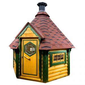 Casetta in legno ARMONIA