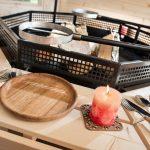 Casetta in legno AURA barbecue