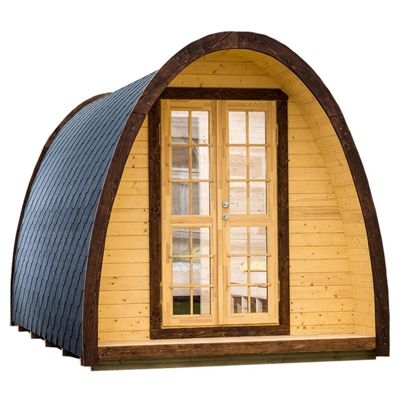 Casetta in legno TEMI da esterno