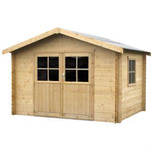 Casetta in legno fitzroy