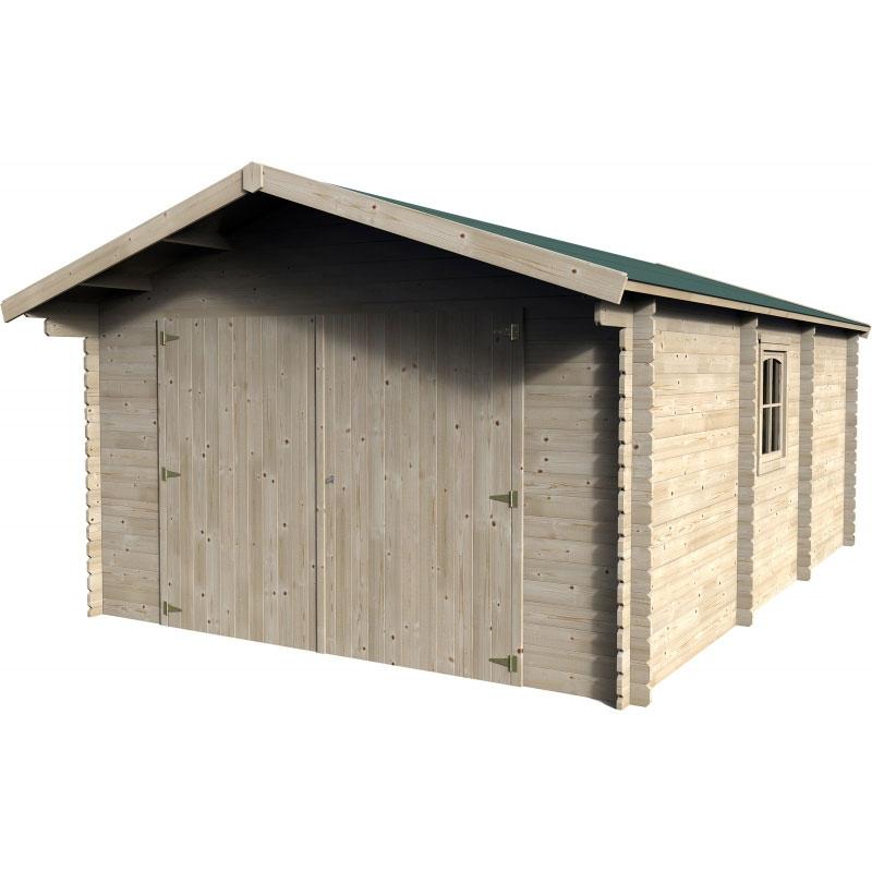 Box da giardino Fortes