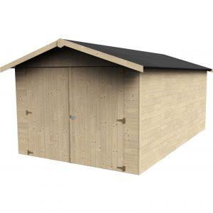 garage in legno gros