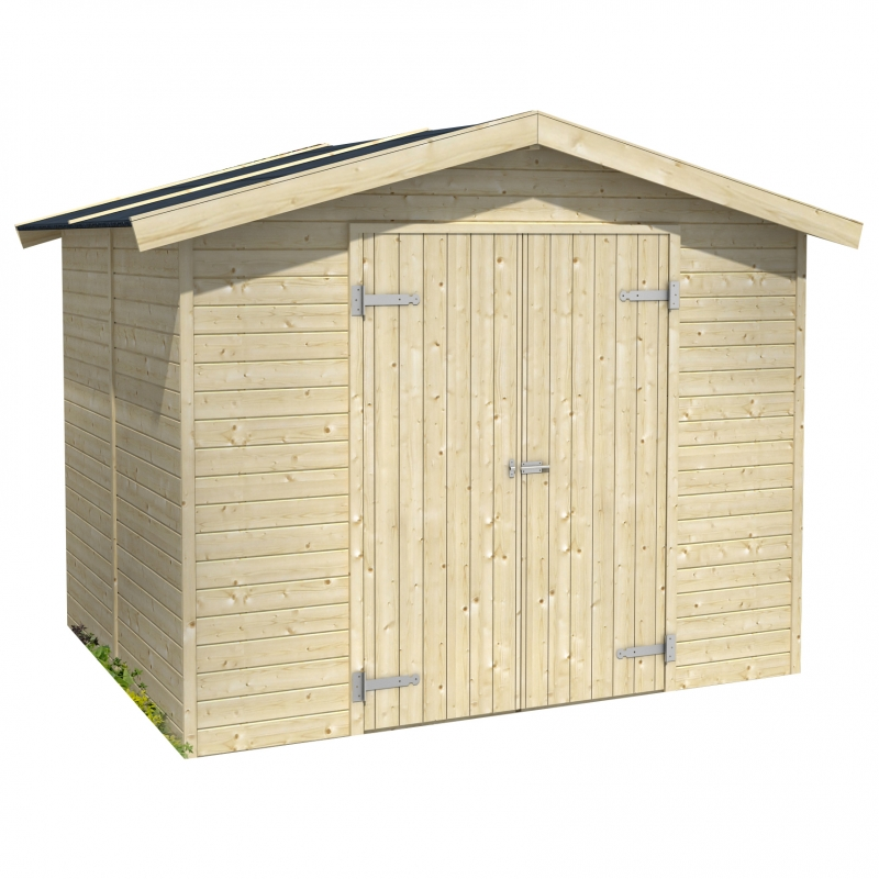 Casette in legno da giardino porta attrezzi - da 2 a 8 mq | Casette ...