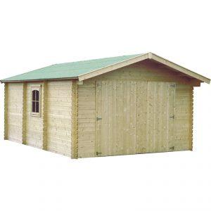 Box in legno milord