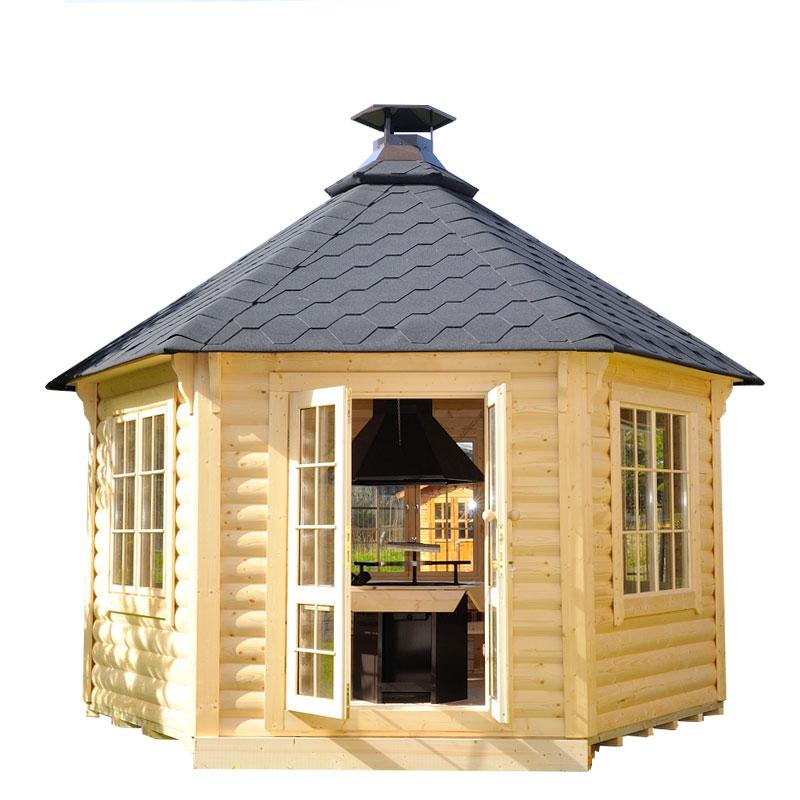 Super Casette in legno da giardino medie - da 10 a 15 mq | Casette in Legno EV56