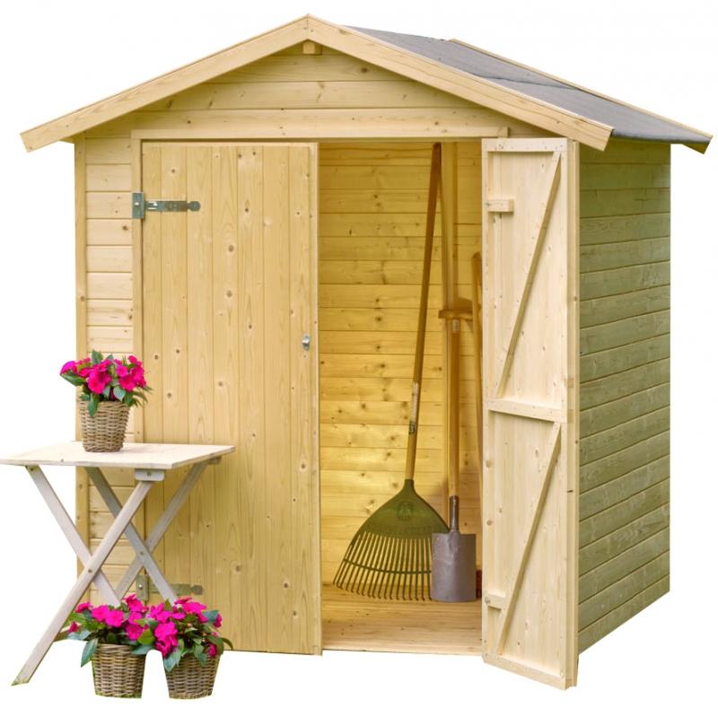 case per attrezzi da giardino