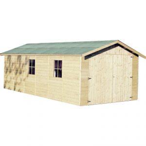 box in legno poline Plus
