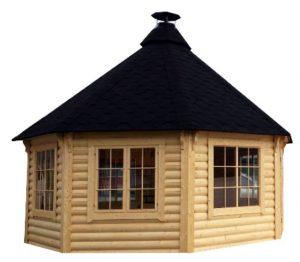 casetta in legno selene