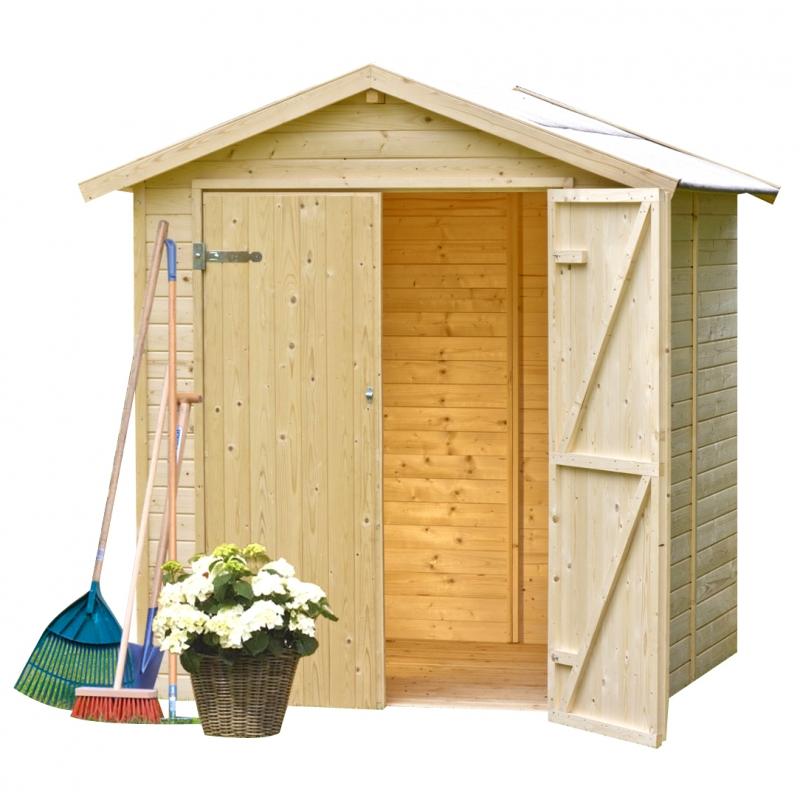 Casette in legno da giardino porta attrezzi da 2 a 8 mq - Porta attrezzi legno ...