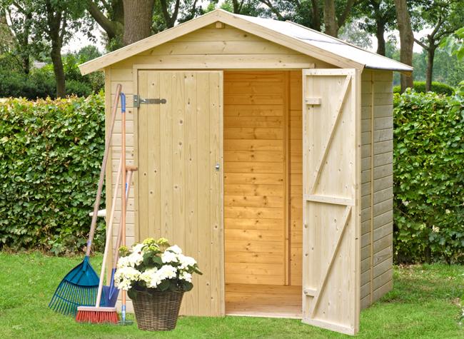 Casette in legno da giardino porta attrezzi da 2 a 8 mq casette in legno - Porta attrezzi da giardino in legno ...