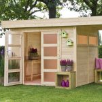 Casetta in legno da giardino vermont