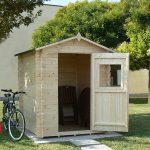 Casetta in legno willow da esterno